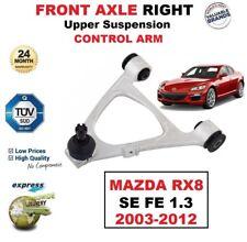 FRONT AXLE RIGHT Upper SUSPENSION CONTROL ARM for MAZDA RX8 SE FE 1.3 2003-2012