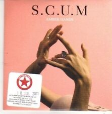 (BZ526) SCUM, Amber Hands - 2011 DJ CD