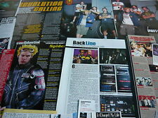 POWERMAN 5000 - MAGAZINE CUTTINGS COLLECTION (REF R8)