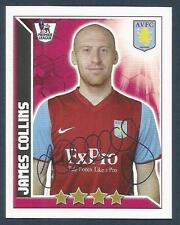 TOPPS 2011 PREMIER LEAGUE #050-ASTON VILLA/WALES-WEST HAM-CARDIFF-JAMES COLLINS