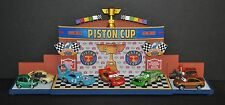 Disney Parks Pixar Cars Piston Cup Stage Figure by Robert Olszewski New