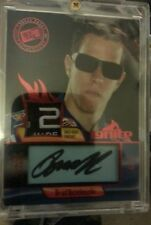 2012 press pass ignite ink authentics BRAD KESELOWSKI 4/5 auto firesuit patch