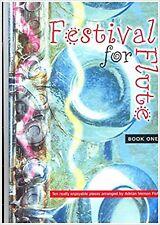 Festival for Flute Book 1, Flute & Piano, Adrian Vernon Fish, Very Good