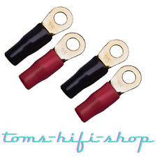 Sinuslive RKS-25 4 x 20-25qmm Ringkabelschuhe Kabelschuhe Ring Kabelschuh 25mm²
