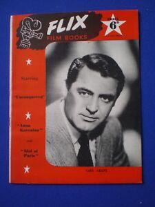 Flix Film Books 1948 Vintage Film magazine  - Cary Grant + more