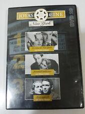 JOYAS DEL CINE DVD 29 LA REINA DE NEW YORK JUVENTUD AMBICIOSA LAZO SAGRADO