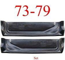 73 79 Ford Door Inner Bottom Set, Regular Super Crew Cab, 78 79 Bronco