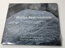 Angels in Our Eyes : Galilee Instrumentals CD: Brand New Factory Sealed: Rare!