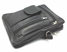 ODS:UK® MENS REAL LEATHER TRAVEL SHOULDER MAN BAG CROSS BODY MESSENGER