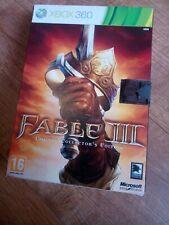 Fable III Limited Collector's Edition Spiel (Xbox 360) getestet-Fantasy Rollenspiel