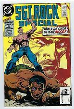 SGT. Rock Special #6 (1989 DC Comics) *High grade copy.
