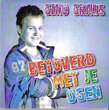 Gino Graus-Betoverend Met Je Ogen cd single