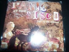 Panic At The Disco Nine In The Afternoon Rare Australian CD Single - Like New