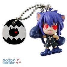 Shugo Chara Mascot.2 SECRET YORU Mini Figure Keychain Takara Tomy Japan