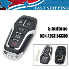 Remote Key Fob Uncut Shell Case For 2015 2017 Ford F 150 Explorer Edge Fusion Us Fits Ford