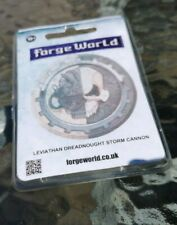 40k Forge World Leviathan Dreadnought Storm Cannon (Sealed)