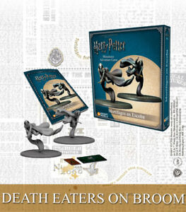 Harry Potter Miniatures Adventure Game - Death Eaters on Broom