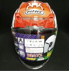 MHR HELMET Beatz Marc Marquez World Champion Honda Repsol Design -DHL Express FS