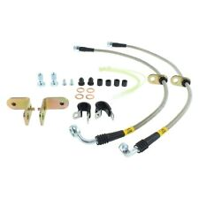 For Ford Mustang 05-14 StopTech 950.61003 Stainless Steel Front Brake Line Kit