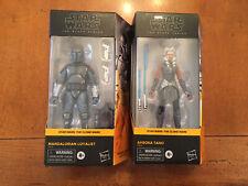 Star Wars Clone Wars Black Series Ashoka Tano & Mandalorian Loyalist