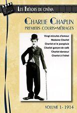 DVD Charlie Chaplin Short Films volume 1 - 1914 / IMPORT