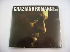 GRAZIANO ROMANI - TRE COLORI - CD SIGILLATO 2007 - ELIO E LE STORIE TESE - GANG