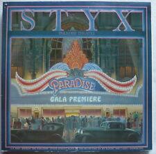 STYX - Paradise Theatre - laser cut LP
