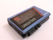 Vintage Sony Walkman Purple WM2 WM-2 working motor needs belts purple 80s 90s
