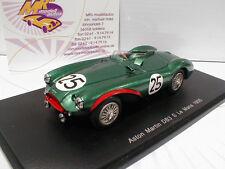 Spark s2422 # aston martin db3s #25 24h Lemans 1955 Brooks, Riseley 1:43 nuevo