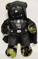 Build a Bear Workshop BBW Star Wars Darth Vader Camo Bear Gift Friend Clothed