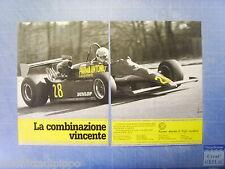 QUATTROR982-PUBBLICITA'/ADVERTISING-1982- PARMA ANTONIO - CASSEFORTI -2 fogli