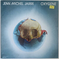 JEAN MICHEL JARRE OXYGENE LP POLYDOR UK 1977 A3/B2 MATRIX NEAR MINT PRO CLEANED