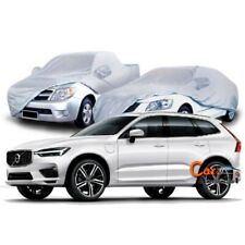 New Volvo​ XC60 Car Covers SUV​ UV Dust Rain UV Breather Body Silver Coating