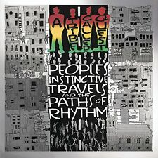 A TRIBE CALLED QUEST PEOPLE'S INSTINCTIVE TRAVELS NEW SEALED VINYL 2LP IN STOCK