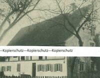 Zusmarshausen - Gerberhaus mit Gang - um 1920                W 22-13
