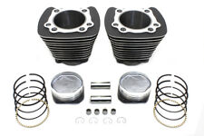 883cc to 1200cc Cylinder and Piston Conversion Kit Black For Harley-Davidson