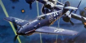 132 Mess Bf109E Night Fighter
