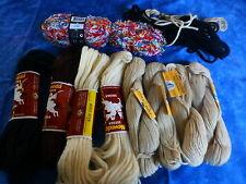 laines pour tapisseries ou canevas 250g