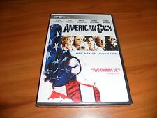American Gun (DVD, Widescreen 2006) Donald Sutherland, Forest Whitaker NEW