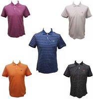 New Urban Fox Vetrol Mens Polo Shirt Short Sleeve~Muscle Fit~Pique~SMALL FIT