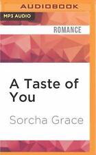 The Epicurean: A Taste of You by Sorcha Grace (2016, MP3 CD, Unabridged)