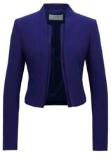 Hugo Boss Jasika woman Jacket, Blue, Size 10. original price  249£!