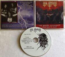 Shub Niggurath - The Kinglike Celebration CD ORG OZ 1997 the chasm nile iniquity