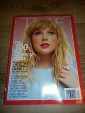 TAYLOR SWIFT - TIME MAGAZINE - APRIL 2019 - 100 MOST INFLUENTIAL PEOPLE!