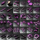Violet Upgrade Spare Part Al Pr HSP Redcat 1:10 RC Racing Buggy Truck Truggy Car