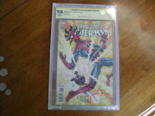 Amazing Spider-Man #2  Civil War II  CBCS 9.8 Not CGC PGX SS Stan Lee Inspired