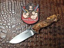 Jerry Hossom Beautiful Custom Handmade Knife