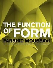 The Function of Form by Farshid Moussavi (2009, Paperback)