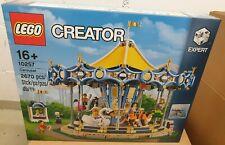 LEGO 10257 Karussell Carousel Creator Expert NEU OVP MISB Sammler
