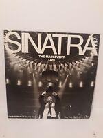 FRANK SINATRA - THE MAIN EVENT - LIVE NEW YORK 1974 - REPRISE ORIGINAL LP NM